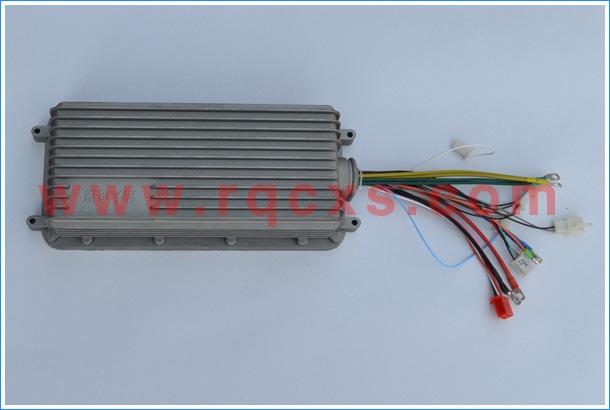 三轮电动车控制器接线图 -电动三轮车有刷控制器 电动三轮车控制器 图片